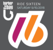 Welcome to Harbor to the Bay Ride 16!